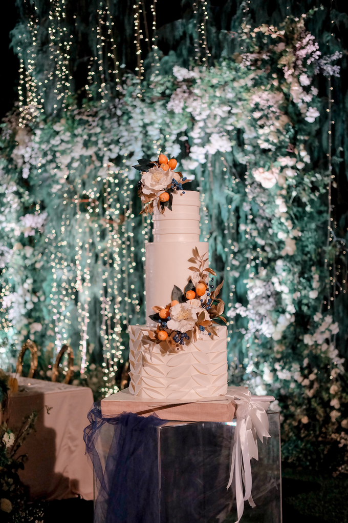 The wedding of Nico & Silvia by KAIA Cakes & Co. - 006