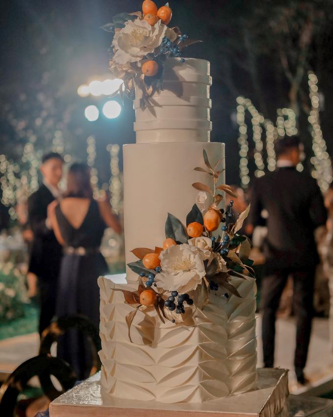 The wedding of Nico & Silvia by KAIA Cakes & Co. - 007
