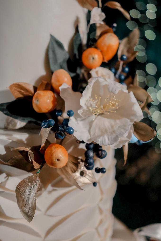 The wedding of Nico & Silvia by KAIA Cakes & Co. - 008
