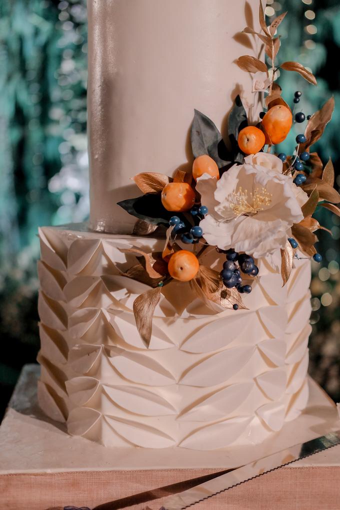 The wedding of Nico & Silvia by KAIA Cakes & Co. - 010