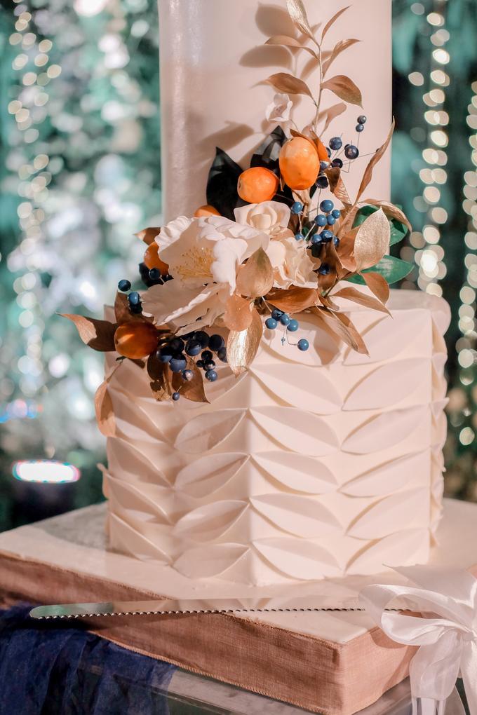 The wedding of Nico & Silvia by KAIA Cakes & Co. - 011