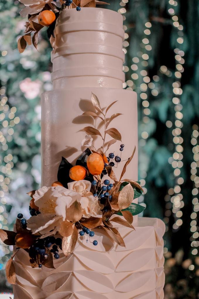 The wedding of Nico & Silvia by KAIA Cakes & Co. - 012
