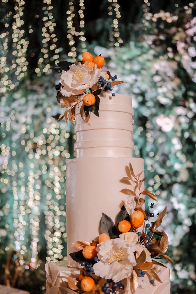 The wedding of Nico & Silvia by KAIA Cakes & Co. - 013