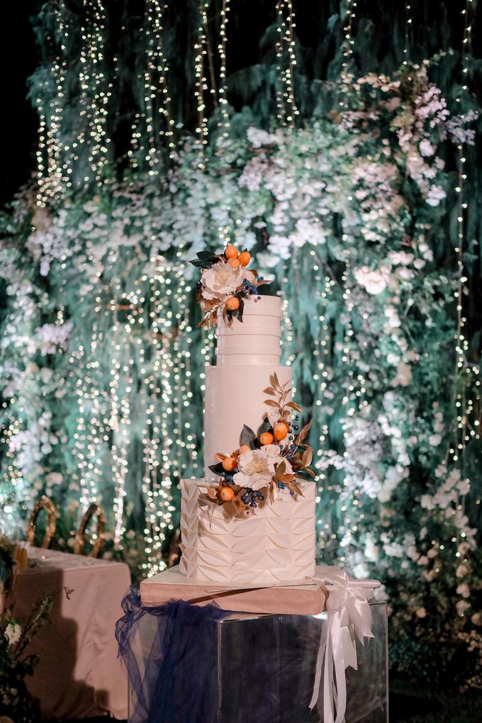 The wedding of Nico & Silvia by KAIA Cakes & Co. - 014