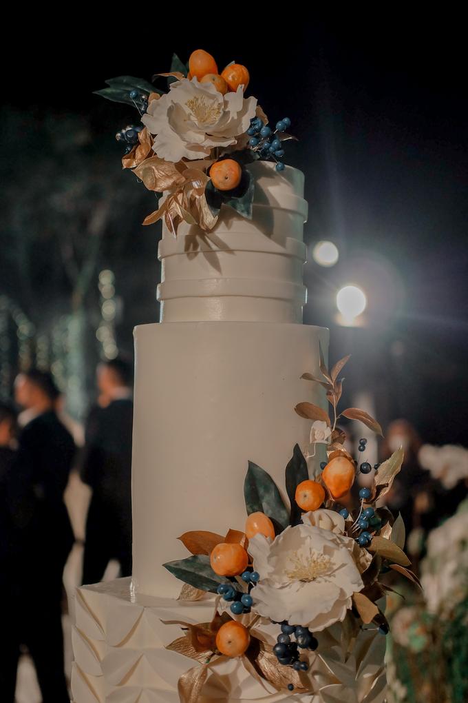 The wedding of Nico & Silvia by KAIA Cakes & Co. - 016