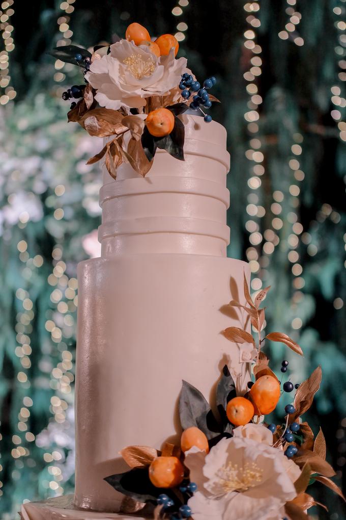 The wedding of Nico & Silvia by KAIA Cakes & Co. - 017