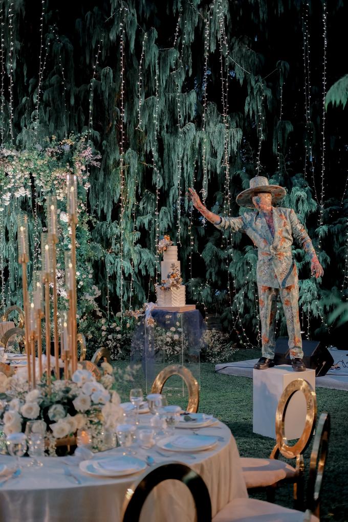 The wedding of Nico & Silvia by KAIA Cakes & Co. - 019