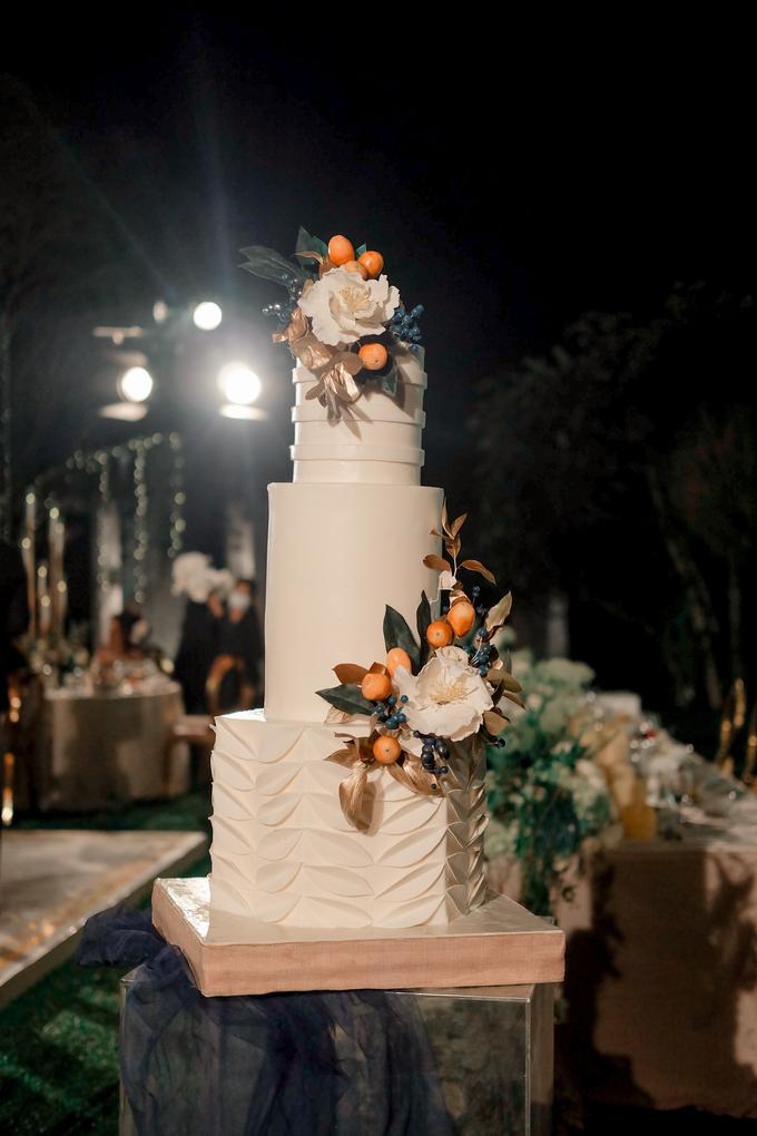 The wedding of Nico & Silvia by KAIA Cakes & Co. - 020