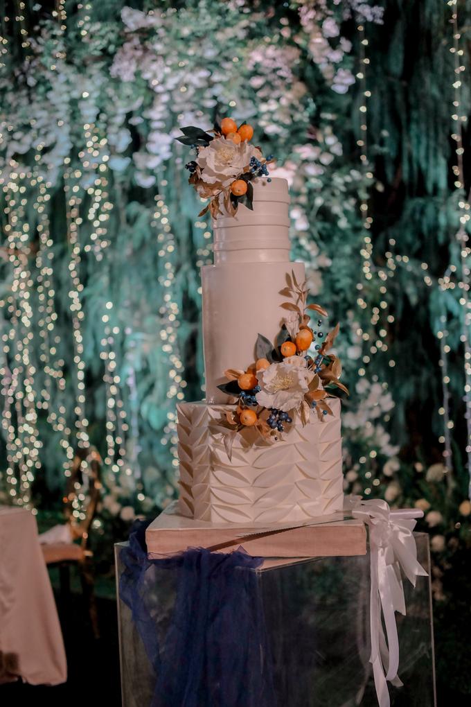 The wedding of Nico & Silvia by KAIA Cakes & Co. - 022