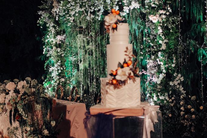 The wedding of Nico & Silvia by KAIA Cakes & Co. - 023
