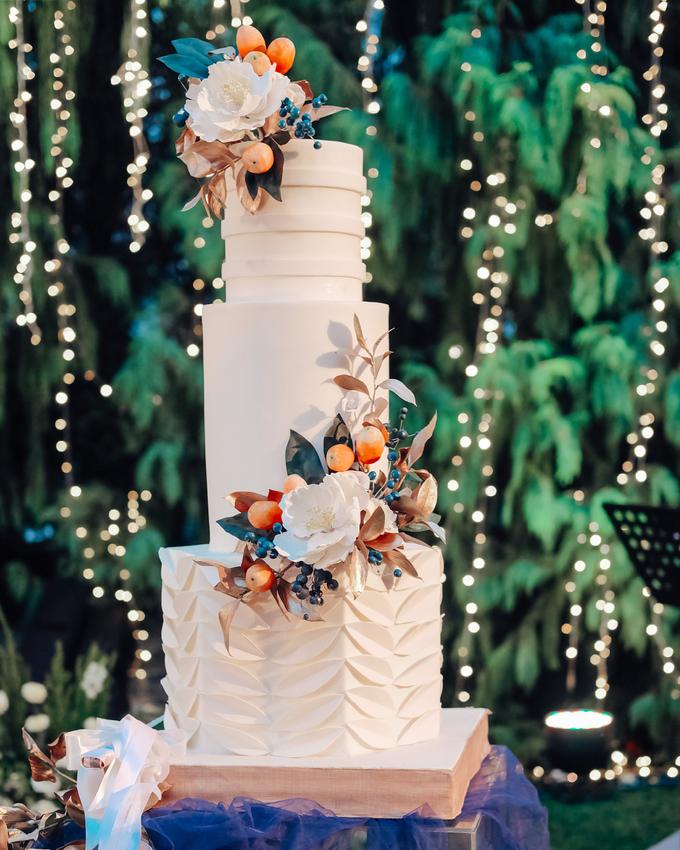 The wedding of Nico & Silvia by KAIA Cakes & Co. - 025