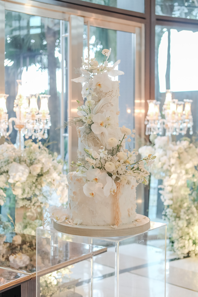 The wedding of Sulaeman & Claudia by KAIA Cakes & Co. - 001