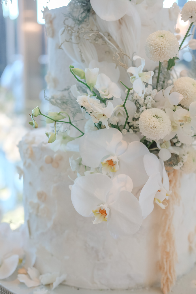 The wedding of Sulaeman & Claudia by KAIA Cakes & Co. - 002