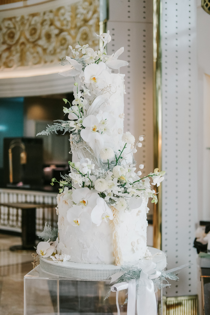 The wedding of Sulaeman & Claudia by KAIA Cakes & Co. - 005
