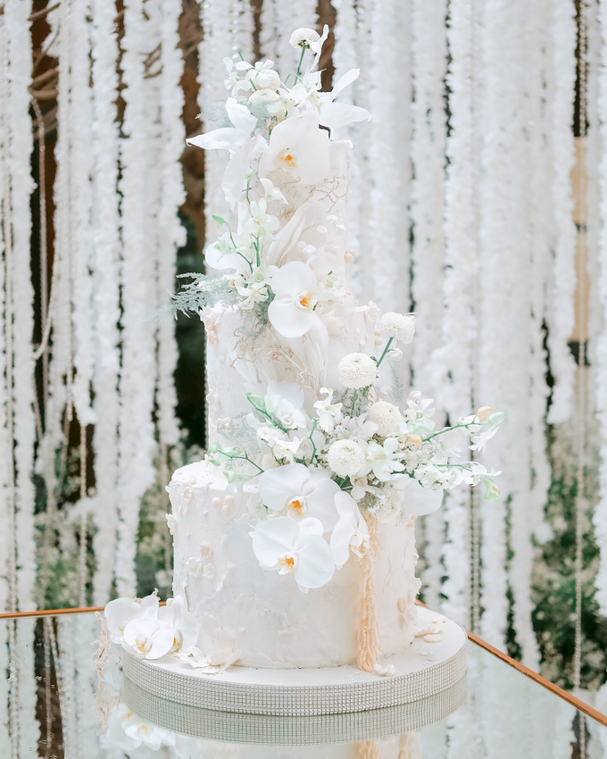 The wedding of Sulaeman & Claudia by KAIA Cakes & Co. - 012