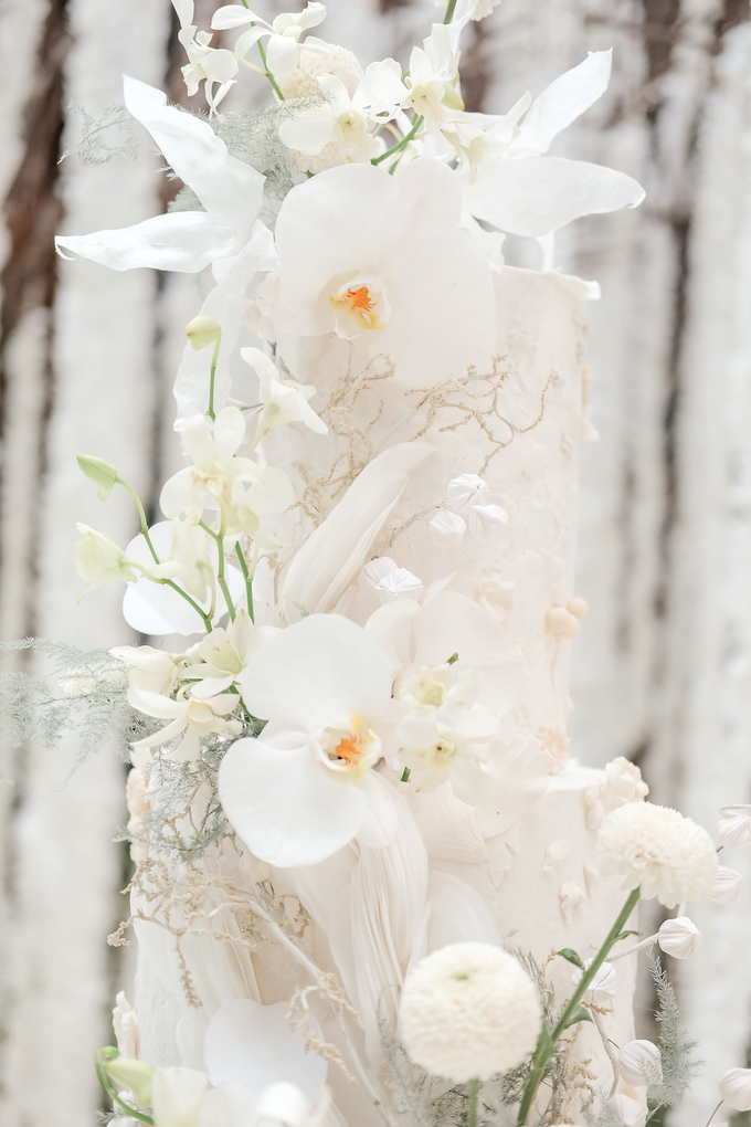 The wedding of Sulaeman & Claudia by KAIA Cakes & Co. - 018