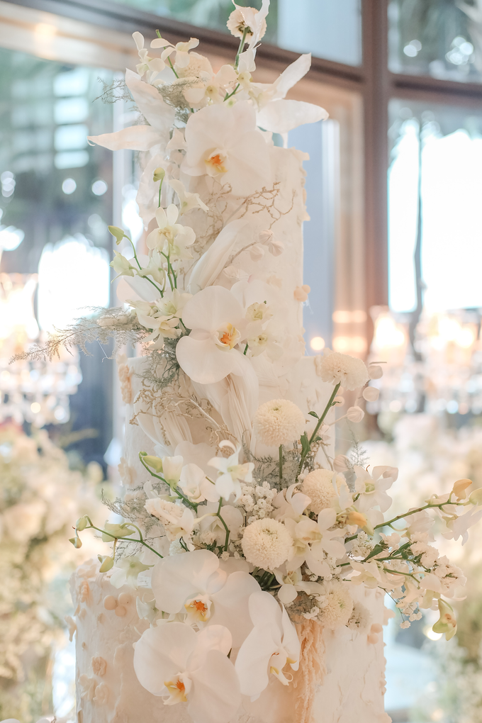 The wedding of Sulaeman & Claudia by KAIA Cakes & Co. - 020