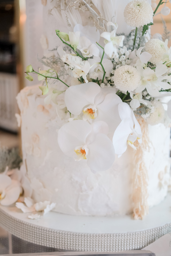 The wedding of Sulaeman & Claudia by KAIA Cakes & Co. - 022