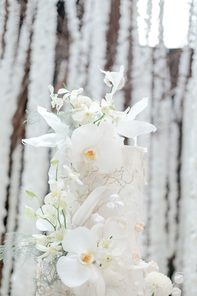 The wedding of Sulaeman & Claudia by KAIA Cakes & Co. - 024
