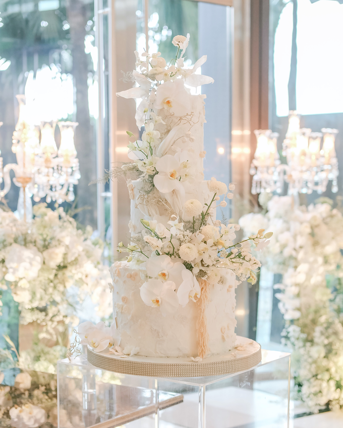 The wedding of Sulaeman & Claudia by KAIA Cakes & Co. - 026