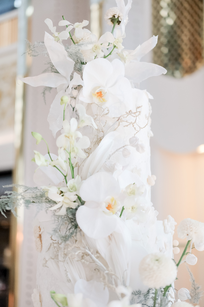 The wedding of Sulaeman & Claudia by KAIA Cakes & Co. - 027