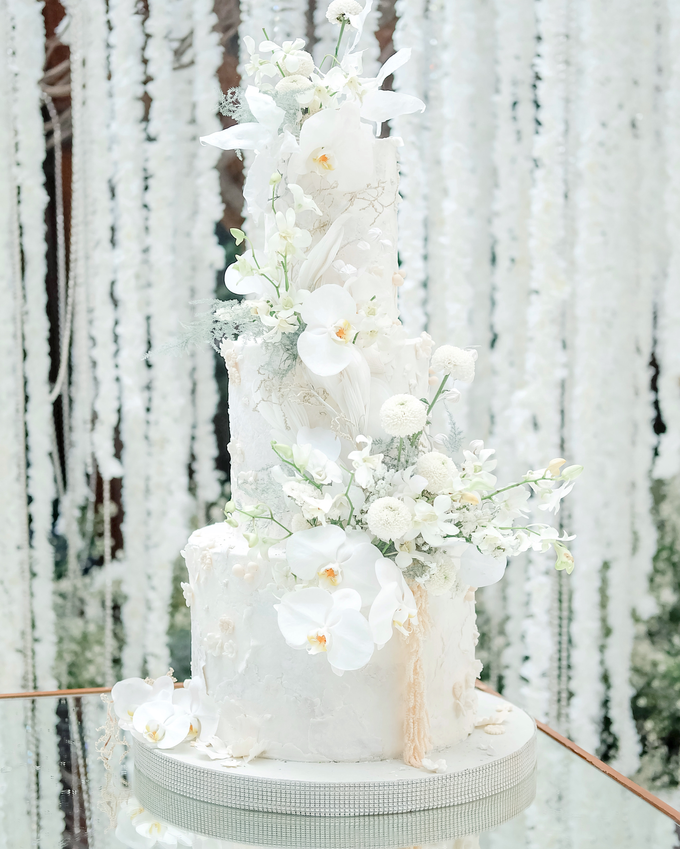 The wedding of Sulaeman & Claudia by KAIA Cakes & Co. - 029