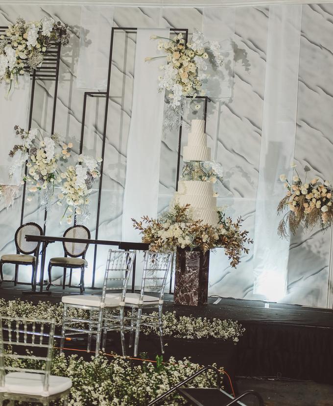 The wedding of David & Levana by KAIA Cakes & Co. - 007