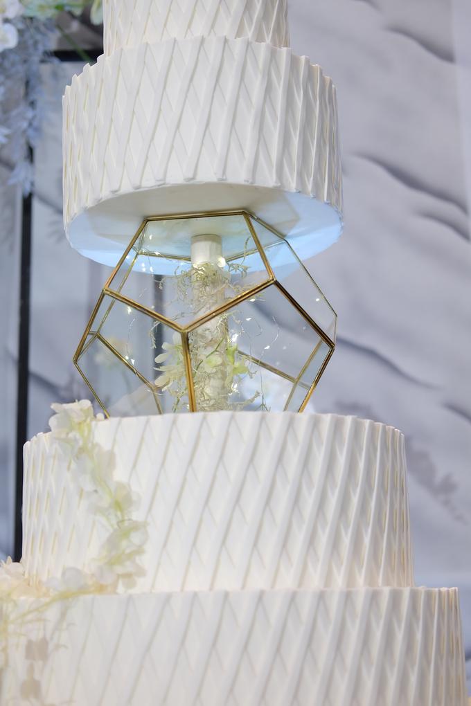 The wedding of David & Levana by KAIA Cakes & Co. - 010