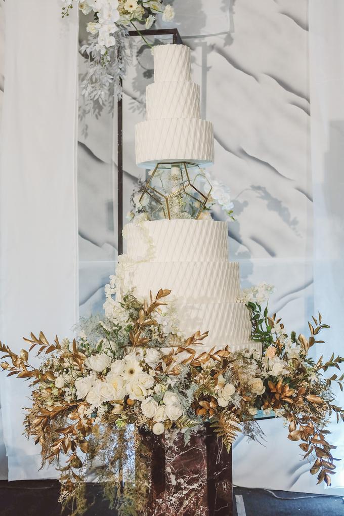 The wedding of David & Levana by KAIA Cakes & Co. - 012