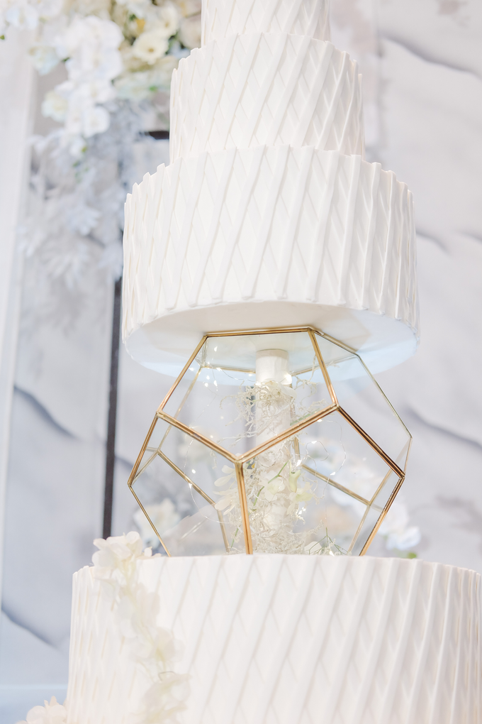 The wedding of David & Levana by KAIA Cakes & Co. - 015