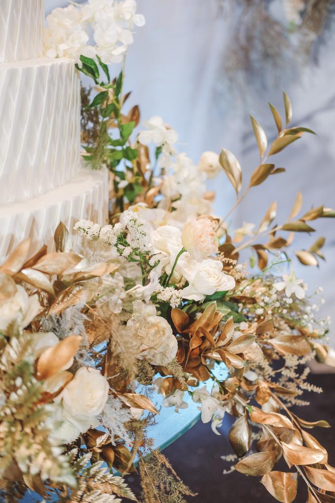 The wedding of David & Levana by KAIA Cakes & Co. - 018