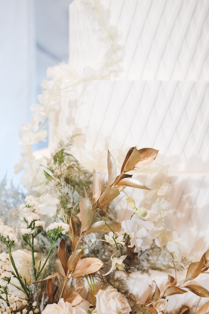 The wedding of David & Levana by KAIA Cakes & Co. - 027