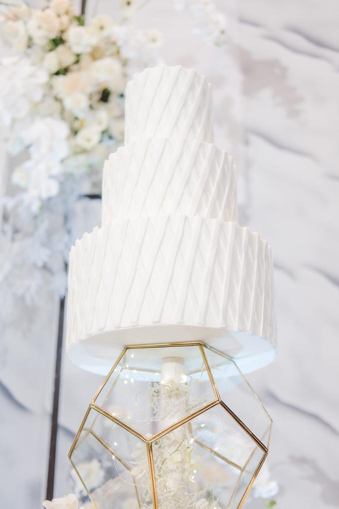 The wedding of David & Levana by KAIA Cakes & Co. - 028