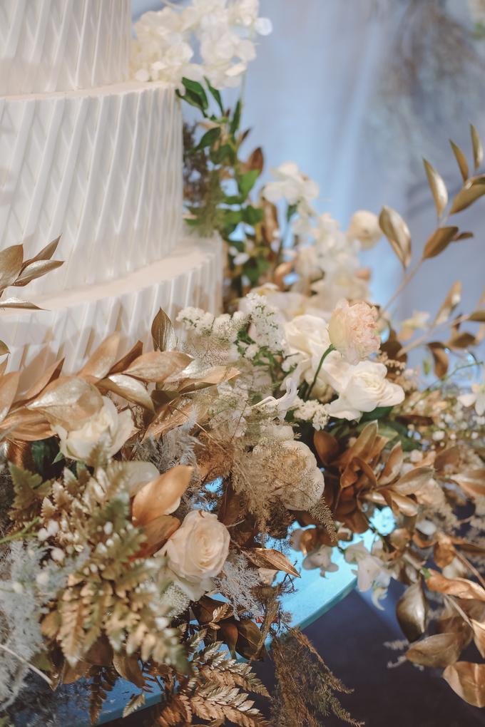 The wedding of David & Levana by KAIA Cakes & Co. - 008