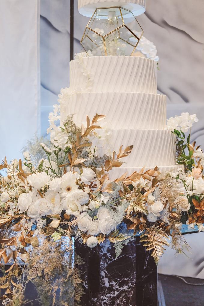 The wedding of David & Levana by KAIA Cakes & Co. - 022