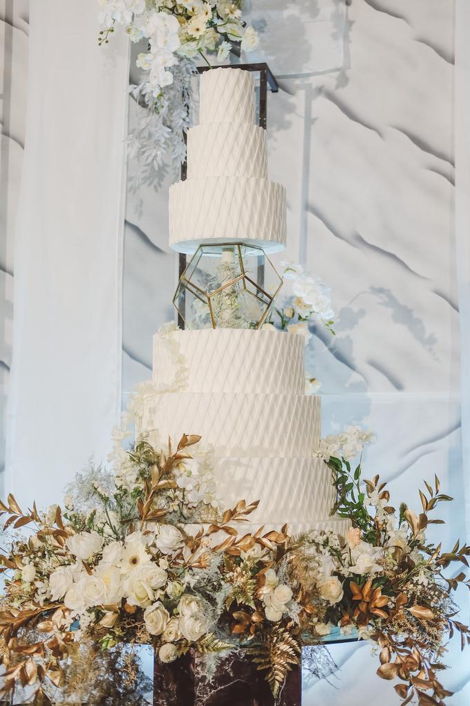 The wedding of David & Levana by KAIA Cakes & Co. - 029
