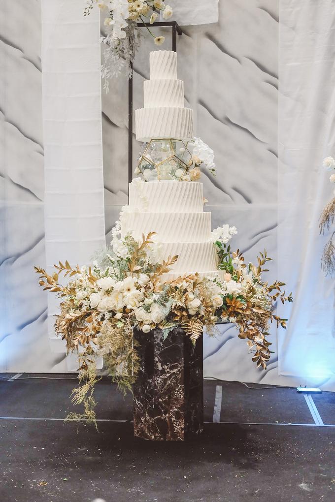 The wedding of David & Levana by KAIA Cakes & Co. - 026