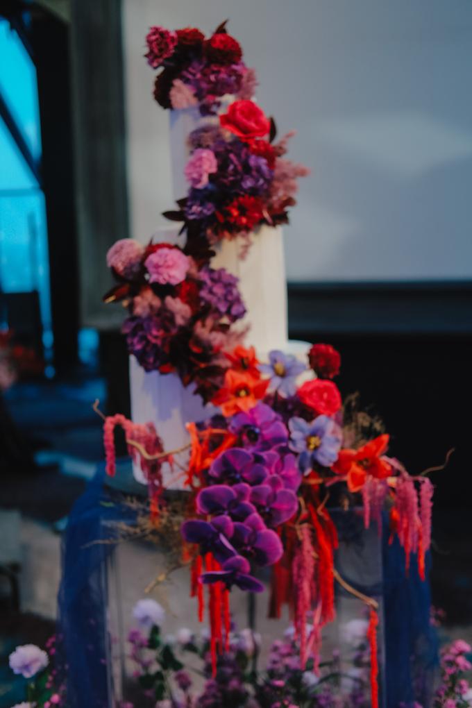 The wedding of Aditya & Felicia by KAIA Cakes & Co. - 002