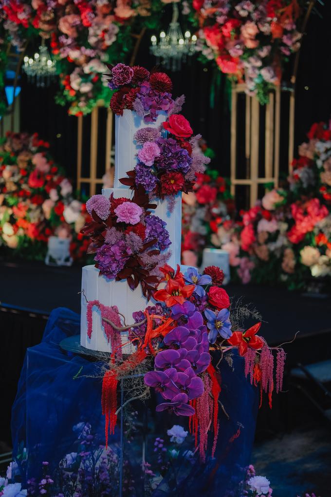 The wedding of Aditya & Felicia by KAIA Cakes & Co. - 007