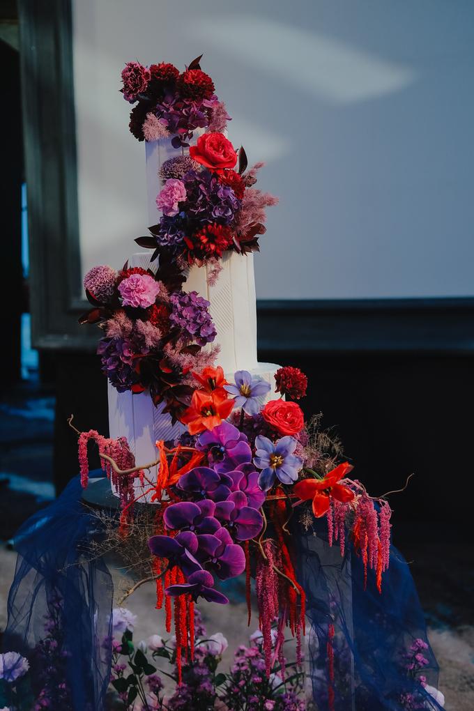 The wedding of Aditya & Felicia by KAIA Cakes & Co. - 016