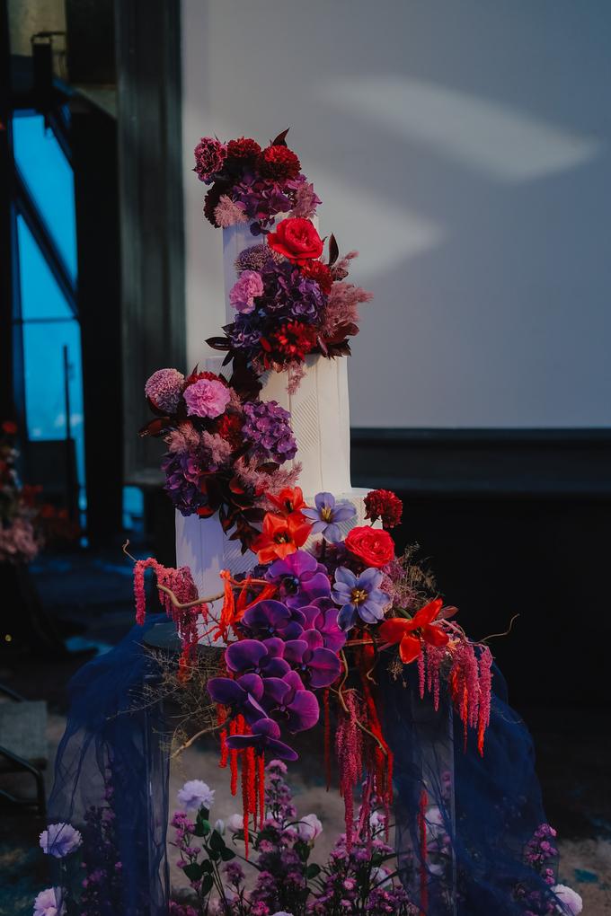 The wedding of Aditya & Felicia by KAIA Cakes & Co. - 018