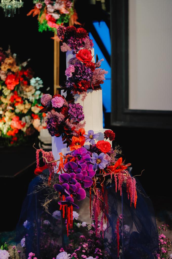 The wedding of Aditya & Felicia by KAIA Cakes & Co. - 028