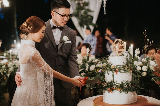 The Wedding of Alfred & Mega by KAIA Cakes & Co. - 002