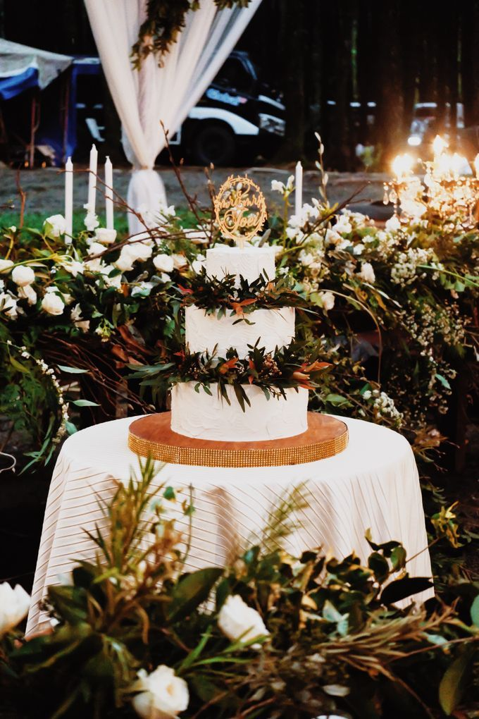 The Wedding of Alfred & Mega by KAIA Cakes & Co. - 010
