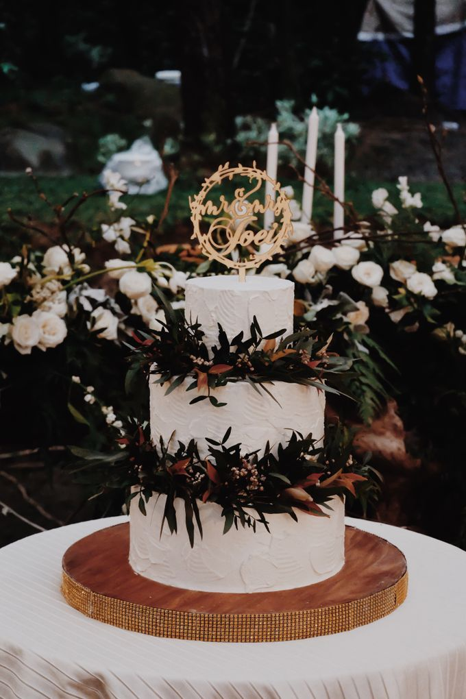 The Wedding of Alfred & Mega by KAIA Cakes & Co. - 009