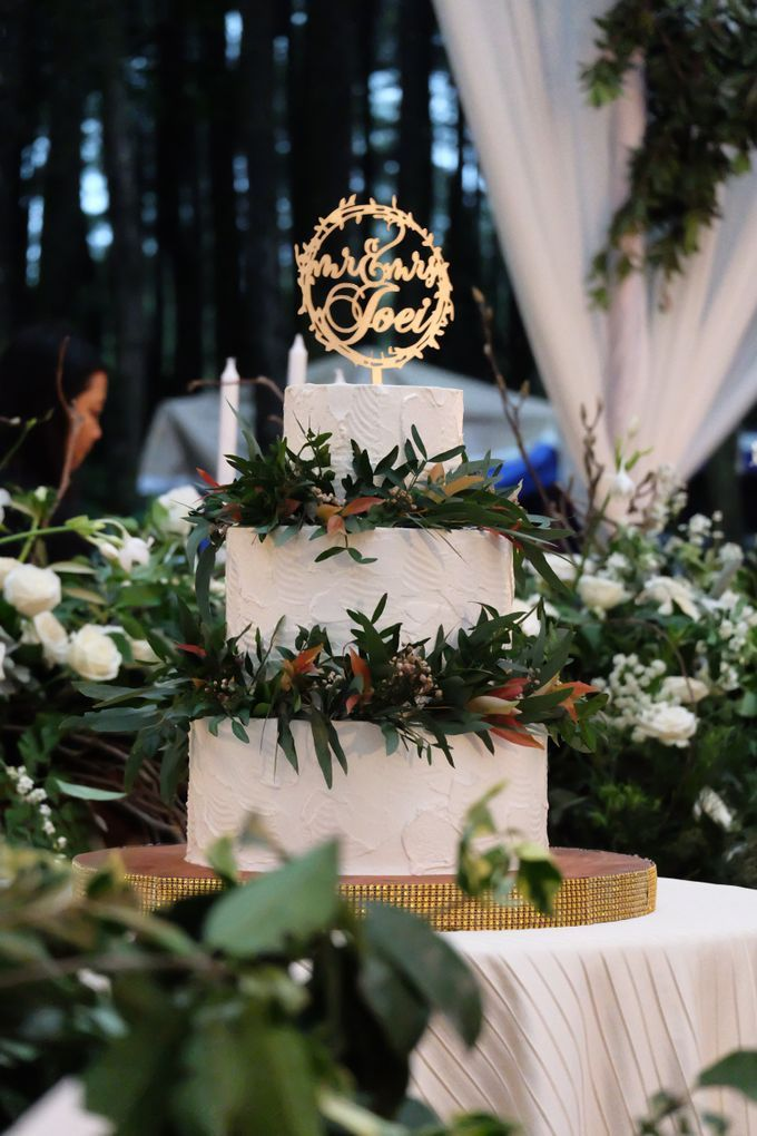 The Wedding of Alfred & Mega by KAIA Cakes & Co. - 005