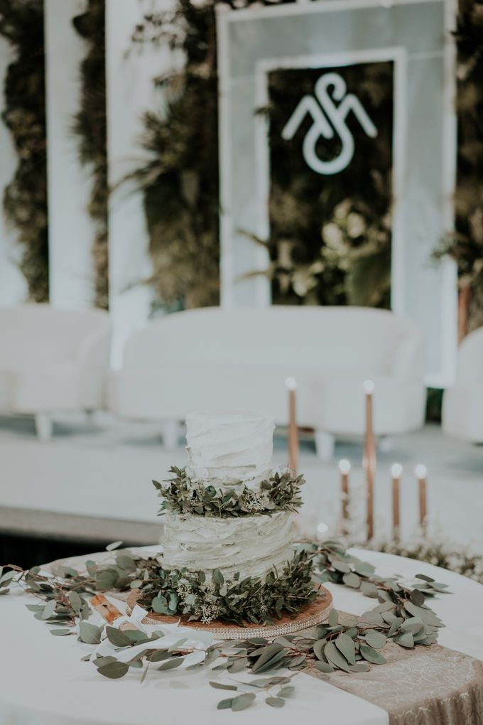 The wedding of Sergi & Maria by KAIA Cakes & Co. - 008