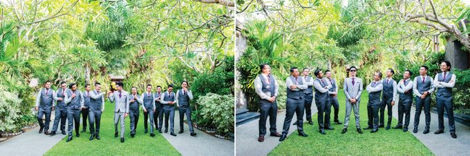 Sandi Nindy Wedding by Icreation - 010