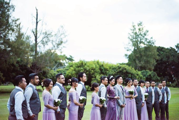 Sandi Nindy Wedding by Icreation - 011