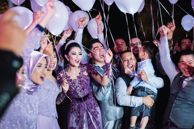 Sandi Nindy Wedding by Icreation - 019